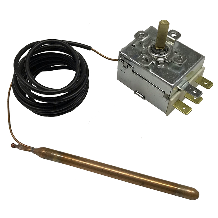 Termostat Kapilarni Delovni IMIT TR2 1500mm/3000mm Priključki Stranski
