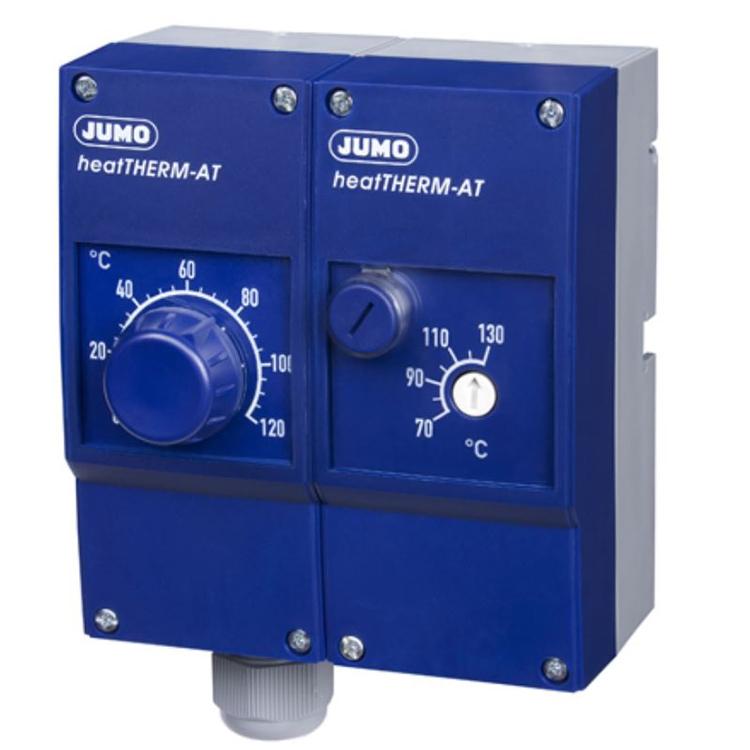 Termostat Kombinirani JUMO Regulacijski / Varnostni?